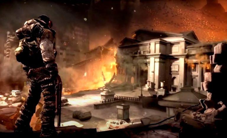 В сеть утекло видео ранних наработок не вышедшего Doom 4
