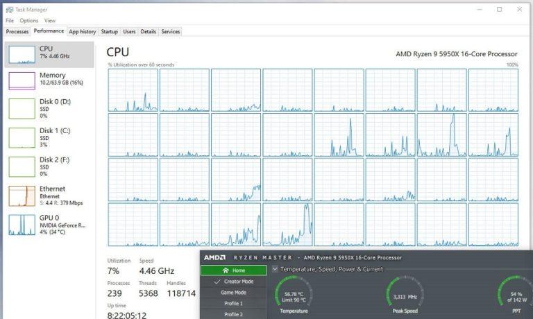 Epic Games Launcher по неизвестным причинам нагружает процессоры AMD Ryzen