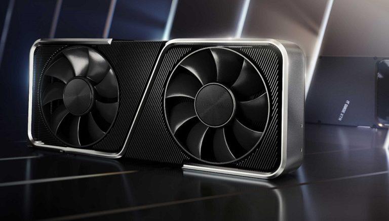 Nvidia представила GeForce RTX3060Ti