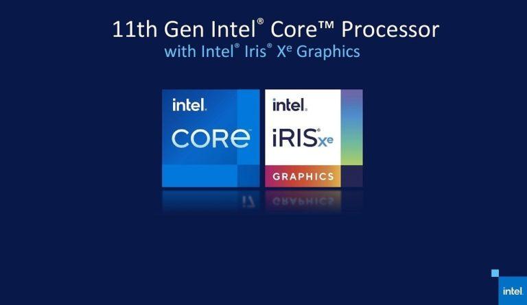 Предварительные характеристики четырёх процессоров Intel Core 11го поколения