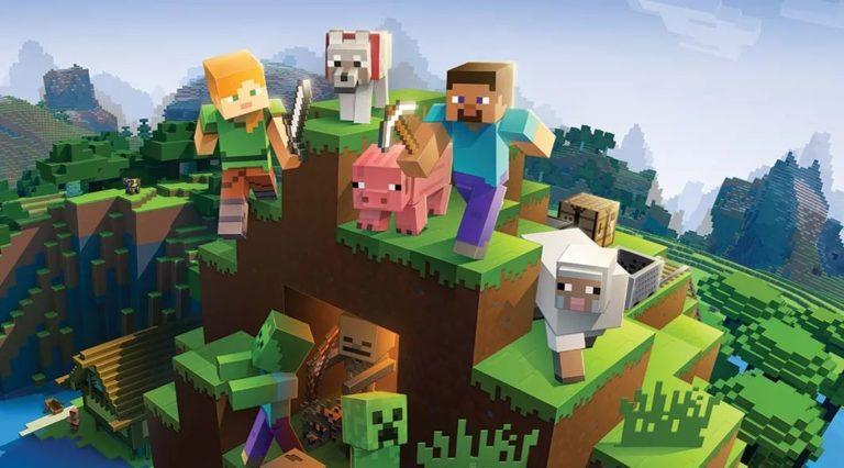 Minecraft — самая популярная игра года по запросам в YouTube