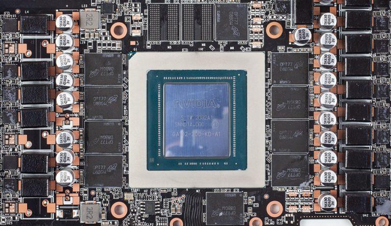 Samsung продолжит производство графических процессоров для видеокарт Nvidia