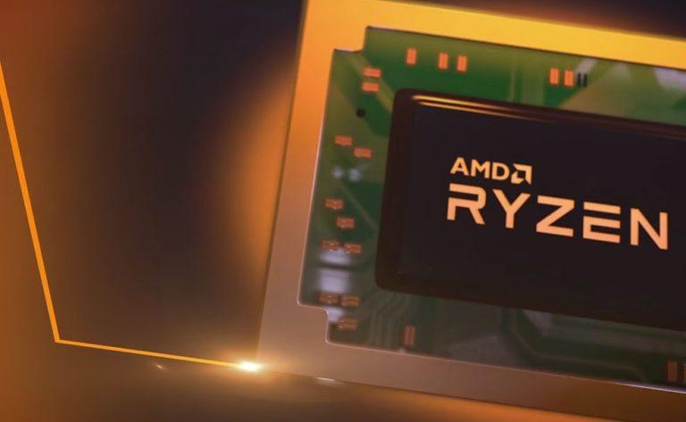 В тестовой базе Geekbench засветился Ryzen 7 5800H