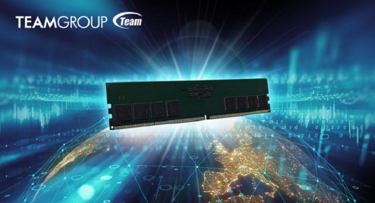 TEAMGROUP объявила о планах выпуска планок ОЗУ 16Гб DDR5 4800