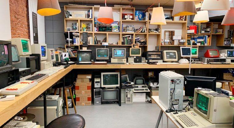 В Санкт-Петербурге открылся компьютерный музей Яндекс