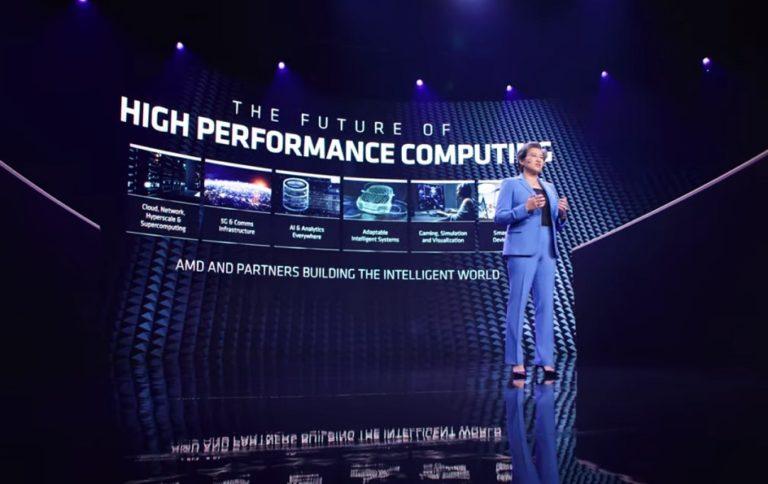 AMD анонсировала процессоры Ryzen 7 5800 и Ryzen 9 5900