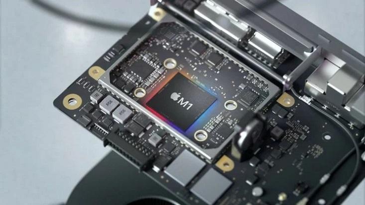 Доля проданных Macbook оснащённых процессорами Arm в 2021 году достигнет 7%