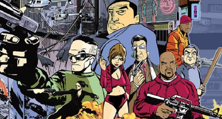 Rockstar готовит переиздание GTA3, Vice City и San Andreas