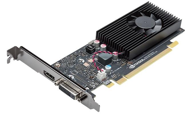 Nvidia выпускает новую «офисную» видеокарту GeForce GT1010