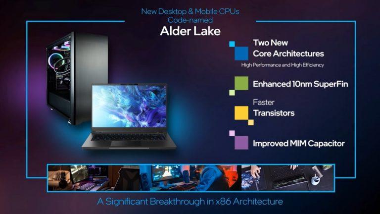Intel может представить Core 12го поколения уже в сентябре