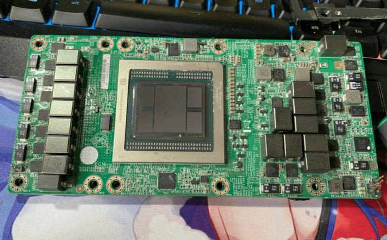 Китайская компания Hygon планировала производить видеокарты на чипах AMD