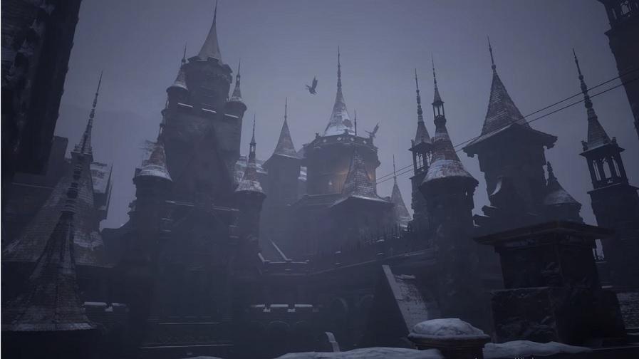 Capcom провела презентацию Resident Evil 8: VILLAGE