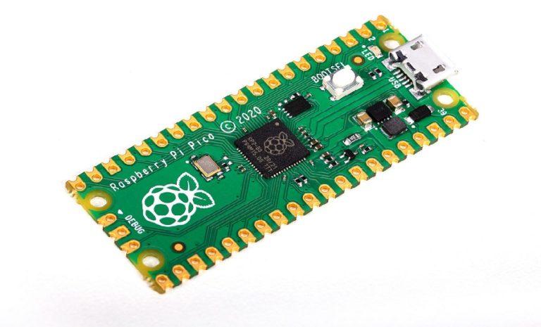 Raspberry готовит к выпуску программируемый контроллер Pi Pico стоимостью 4 доллара