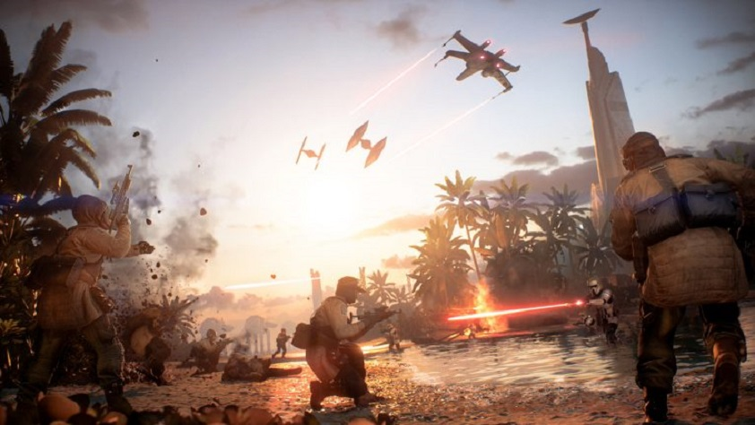 Epic Games Store бесплатно раздаст Star Wars: Battlefront II Celebration Edition