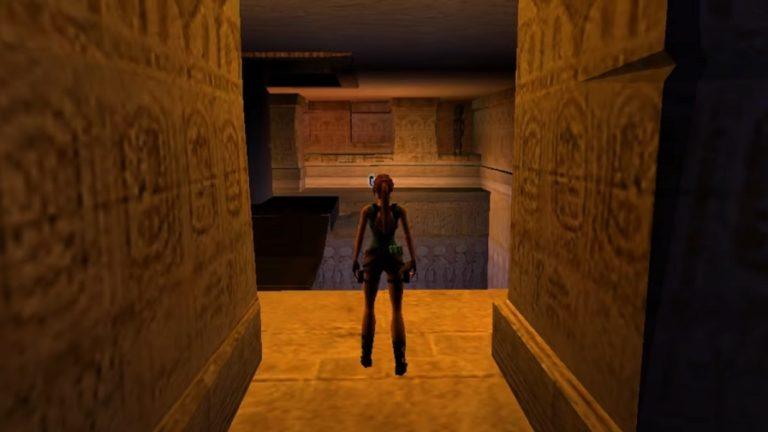 Отменённый ремейк самого первого Tomb Raider попал в сеть