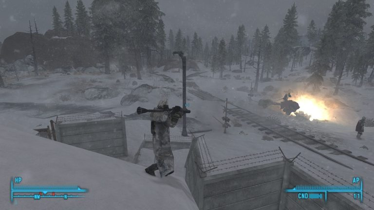 The Frontier — новое масштабное дополнение для Fallout: New Vegas