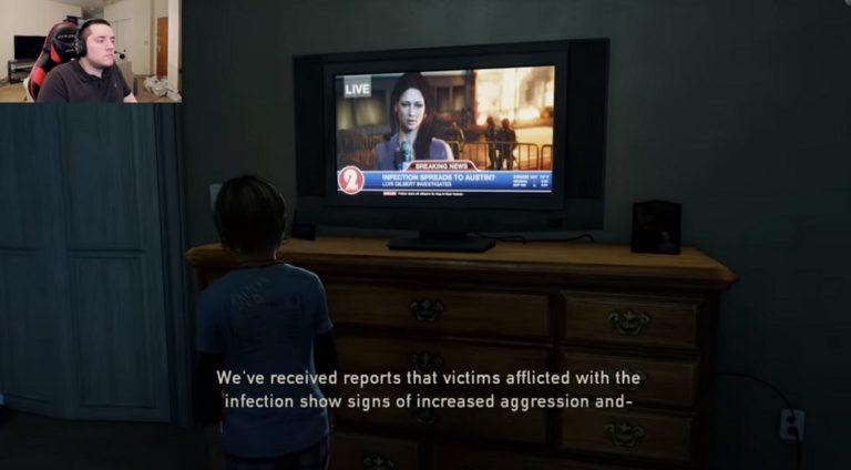 В первой части The Last of Us нашли любопытную «пасхалку»