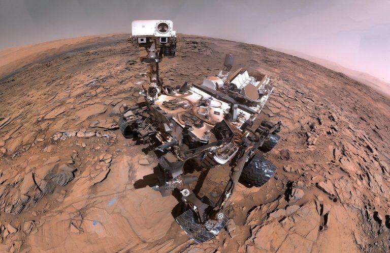 Марс разрушает колёса марсохода Curiosity