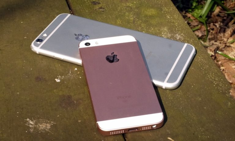 Apple прекратит поддержку iPhone 6s и iPhone SE