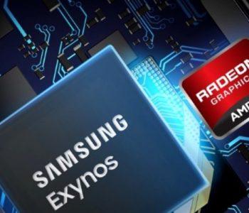 Samsung летом представит высокопроизводительный процессор Exynos с графикой от AMD