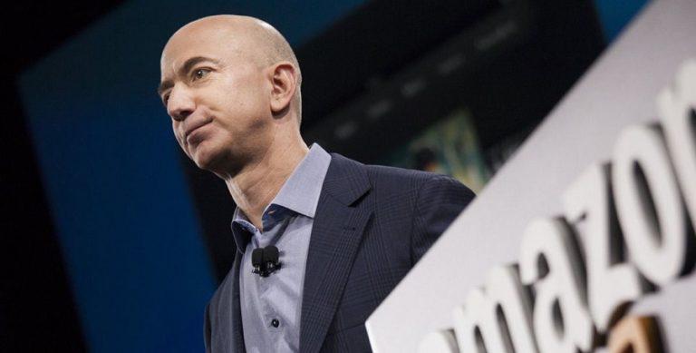 Основатель и генеральный директор Amazon — Джефф Безос покидает свой пост