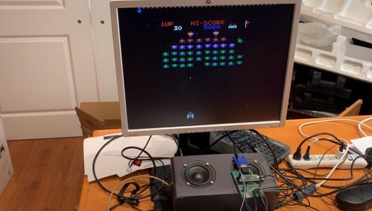 На контроллере Raspberry Pi Pico стоимостью 4 доллара запустили эмулятор Dendy(NES)