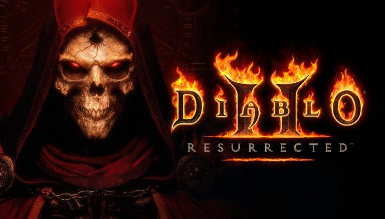 Blizzard официально анонсировала Diablo II Resurrected