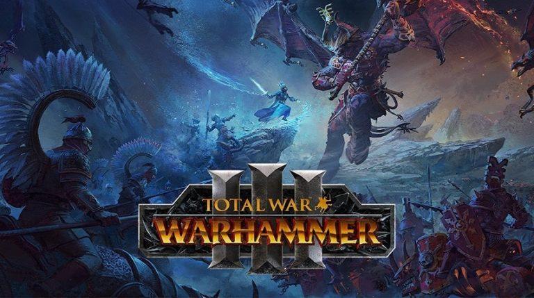 Официально анонсирован Total War: WARHAMMER III
