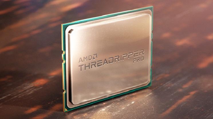 Стартовали продажи процессоров AMD Ryzen Threadripper Pro 3955WX, 3975WX и 3995WX