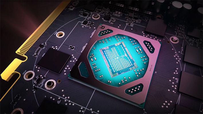 Стали известны технические характеристики перспективной бюджетной видеокарты Radeon