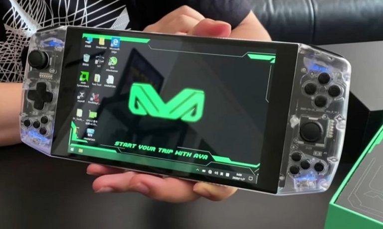 Портативная консоль AYA Neo — AMD Ryzen 5 4500U + Windows 10