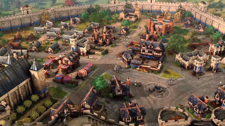 Трейлер и дата выхода Age of Empires IV