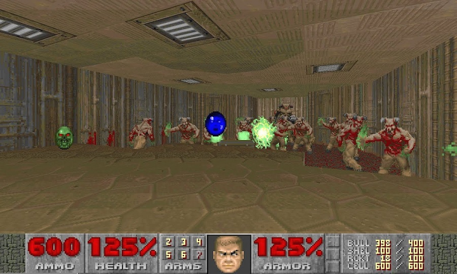 20 марта начнётся всероссийский онлайн турнир по DOOM II: Hell on Earth