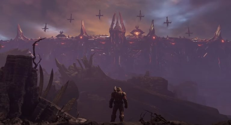 Представлен трейлер DOOM Eternal: The Ancient Gods Part 2