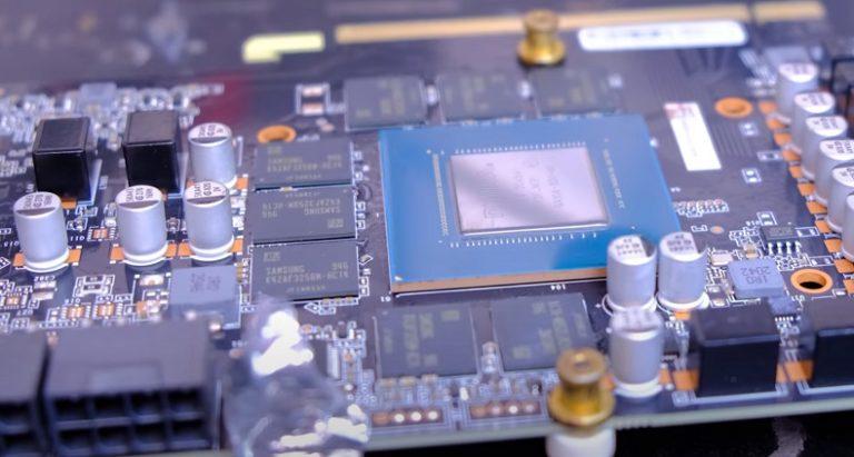 Блоггер оснастил GeForce RTX3070 16 гигабайтами видеопамяти GDDR6