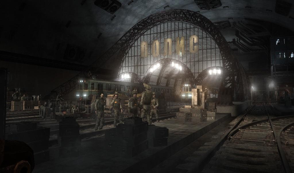 Steam все выходные бесплатно раздаёт игру Metro 2033