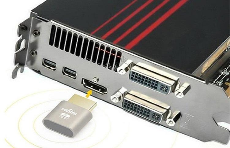 Все ограничения в майнинге с GeForce RTX3060 сняли простой HDMI-заглушкой