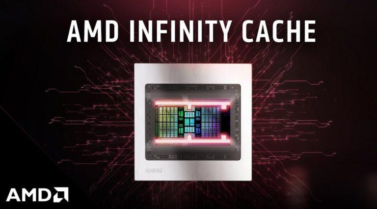 Графические процессоры AMD Navi 23 получат 32 мегабайта Infinity Cache