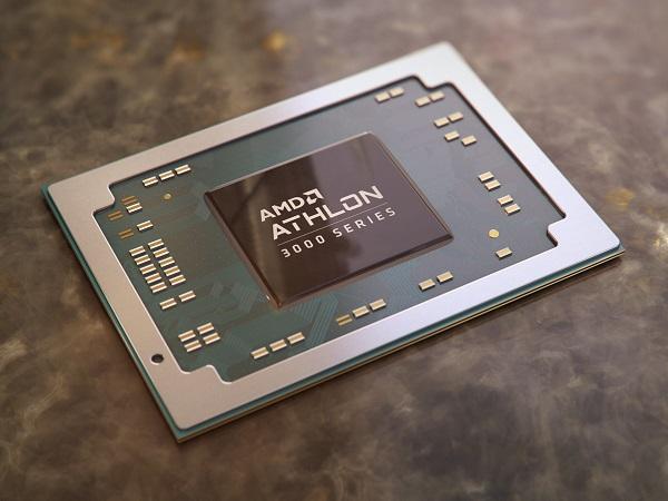 Списки-таблицы мобильных процессоров AMD