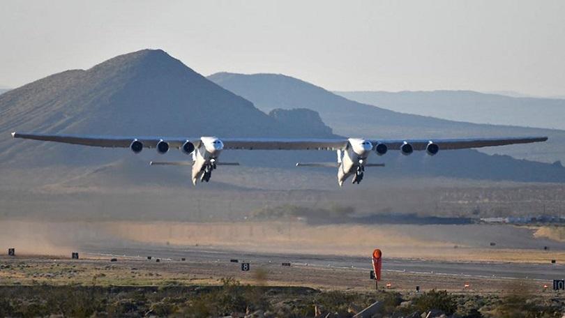 Nasa подняла в воздух самолёт с самым большим размахом крыльев в мире