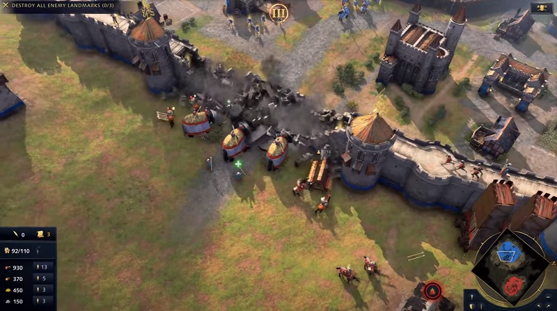 Microsoft рассказала о Age of Empires 4