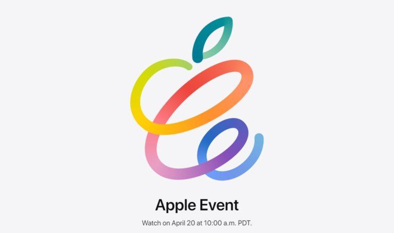Apple объявила дату весенней презентации
