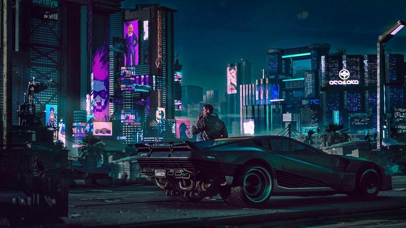 Студия CD Project Red заработала на Cyberpunk 2077 огромные деньги