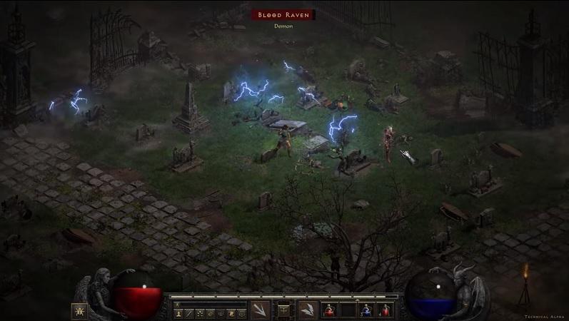 Опубликованы первые 16 минут геймплея Diablo 2: Resurrected