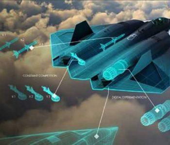 В США представлен прообраз истребителя 6го поколения