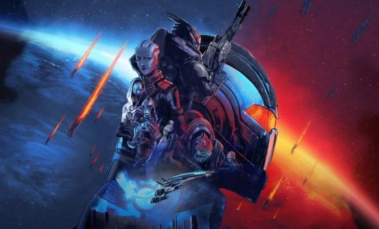 В сети появился видеообзор переиздания серии Mass Effect