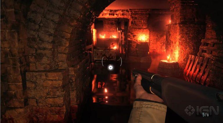 Показан первый геймплей Resident Evil 8: Village на PS4 Pro