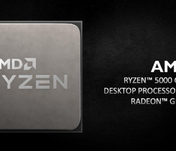 Компания AMD представила линейку гибридных процессоров Ryzen 5000G