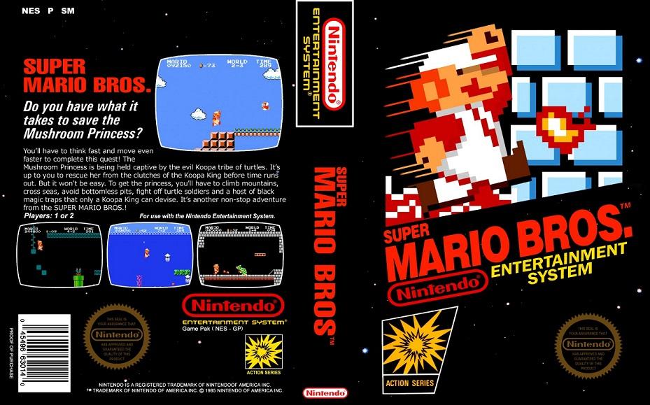 Картридж с игрой Super Mario Bros продали за 660 тысяч долларов