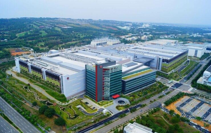 Тайваньский завод TSMC вдвое увеличит производство 5нм кремниевой продукции